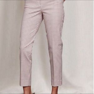 Boden Richmond 7/8 Trouser Pants Sz 10 Petite
